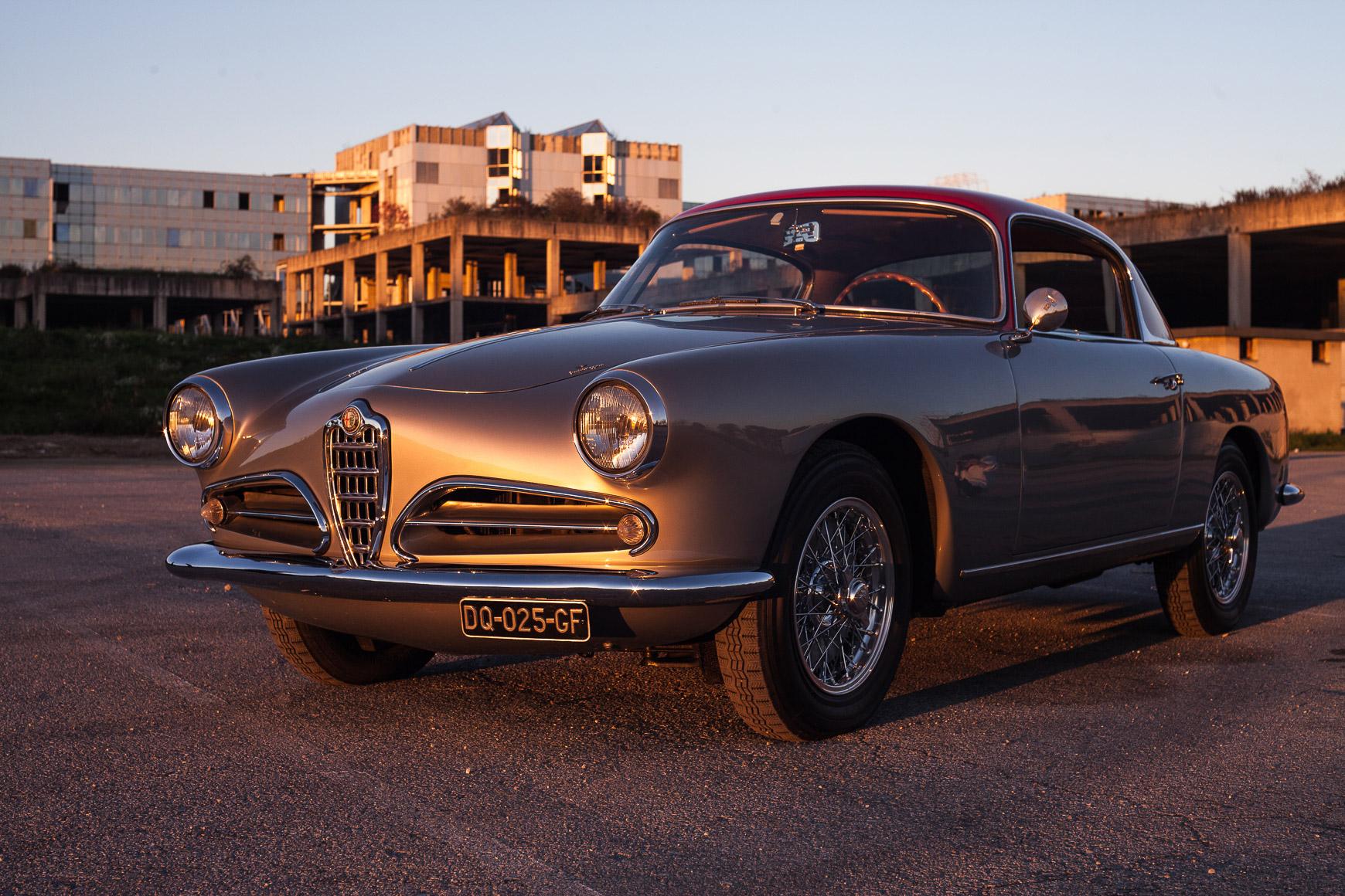 Alfa Romeo C Super Sprint By Pagoda Classics