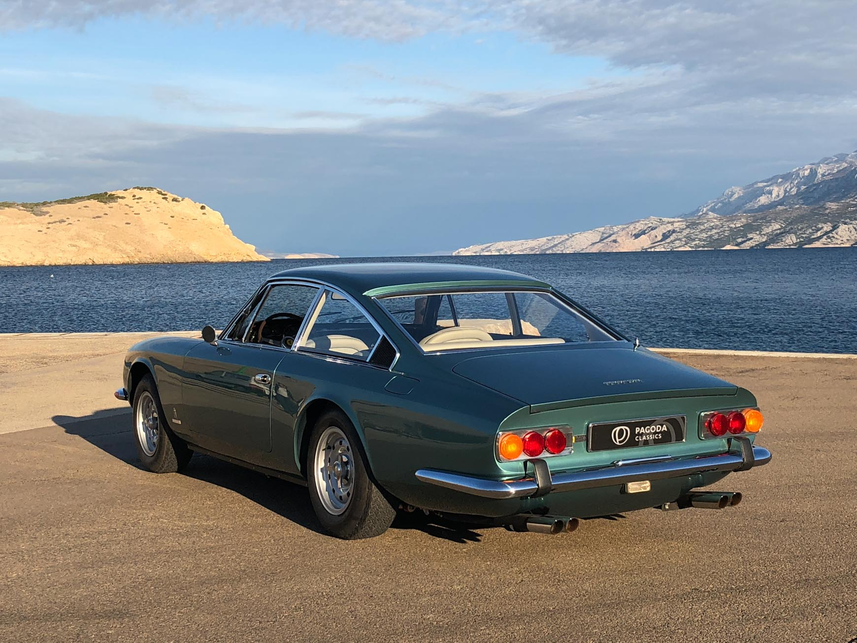 Ferrari 365 GT 2+2 Queen Mary 1969