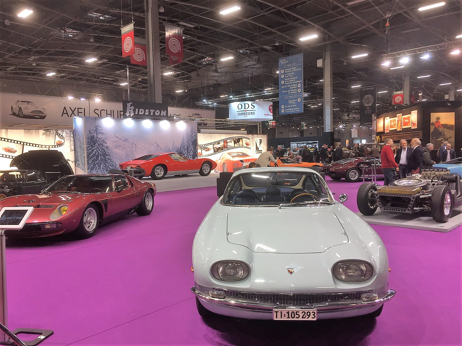 Retromobile 2019: A step into Classic car wonderland